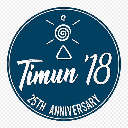 TIMUN '18 Sticker