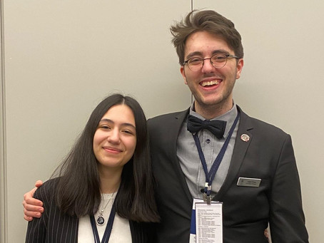 Interview with TIMUN Secretary-General and President of the General Assembly
