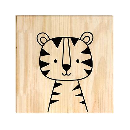 Quadro Pinus - Tigre