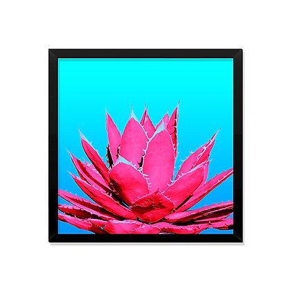 Quadro Modern Pink & Blue