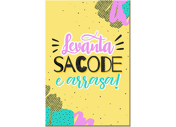 Quadro - Sacode - 649