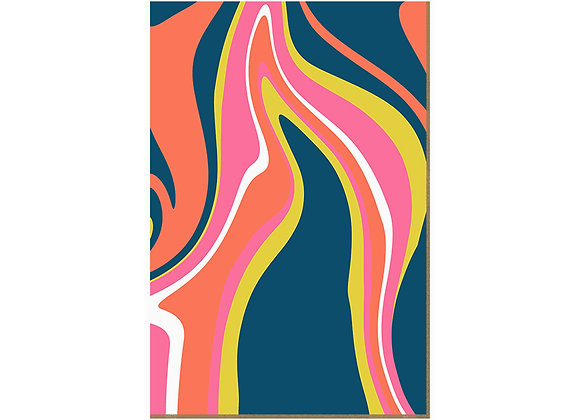Quadro - Rastros Colors - 581