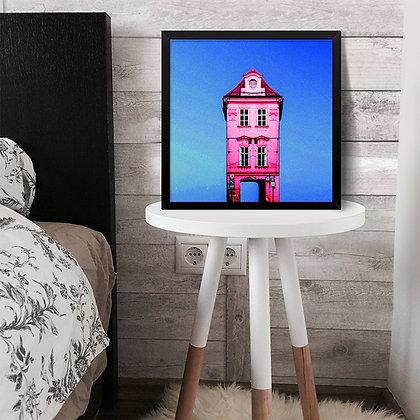 Quadro Torre Rosa