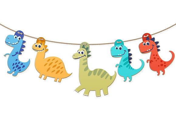 Móbile - Dinossauro