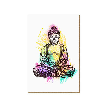 Quadro - Zen Watercolor - 675