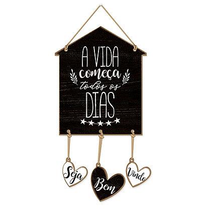 Casa Corações - A vida começa