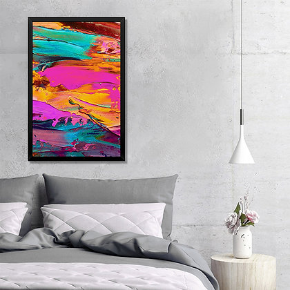 Quadro Abstract Colors