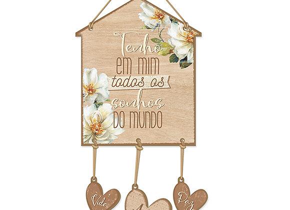 Casa Corações - Sonhos