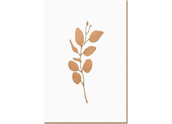 Quadro - Ramo Dourado - 565