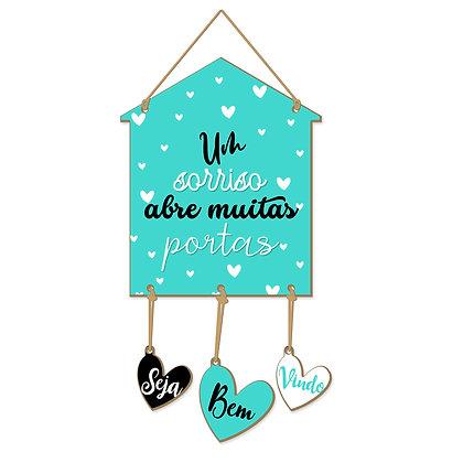 Casa Corações - Sorria