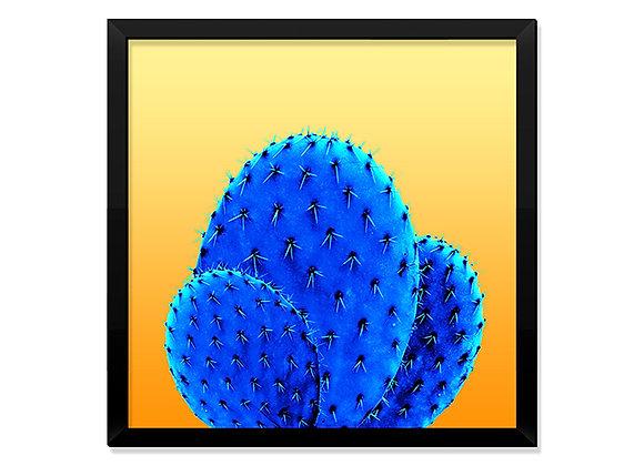 Quadro Modern Blue & Yellow