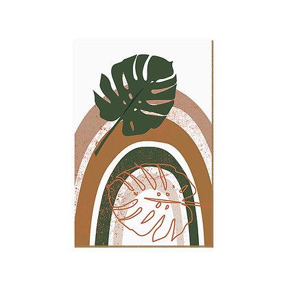 Quadro - Arco Iris Monstera - 569