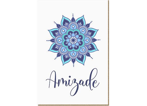 Quadro - Mandala Amizade - 679