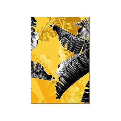 Quadro - Bananeira Amarela - 559