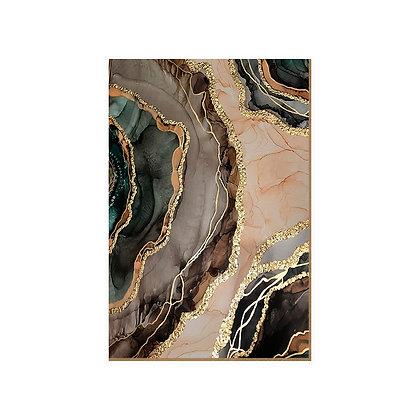 Quadro - Rocha Gold - 544