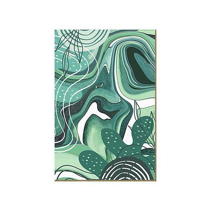 Quadro - Mistura Verde - 577