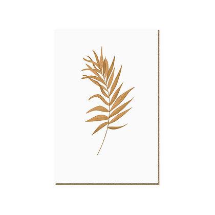 Quadro - Folha Dourada - 567
