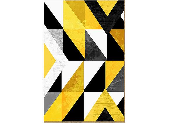 Quadro - Traçados Amarelos - 558