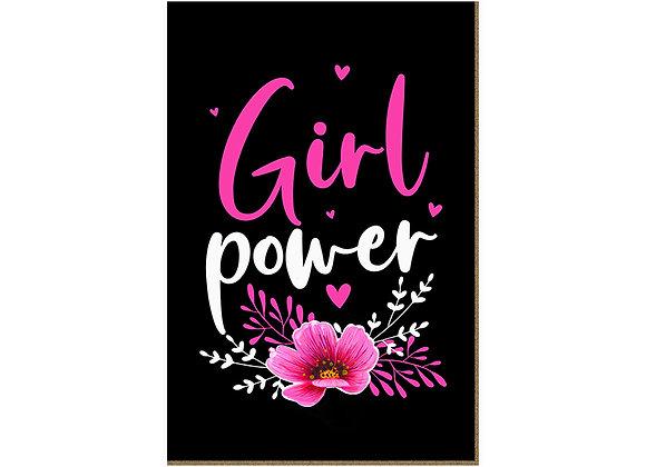 Quadro - Girl Power - 684