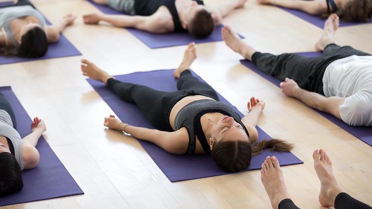 10h30 Breathwork+Méditation en groupe: Atelier découverte (en présentiel à Paris)
