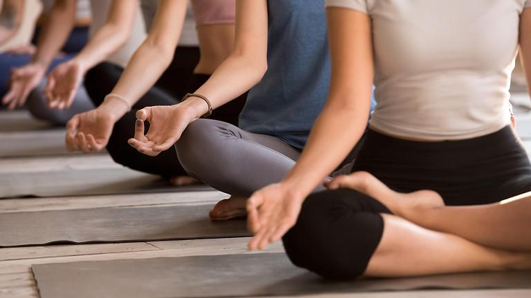 10h Theta Healing & Prānāyāma en groupe: Atelier découverte (en présentiel à Paris)