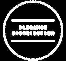 ELEGANCE DISTRIBUTION logo negativo