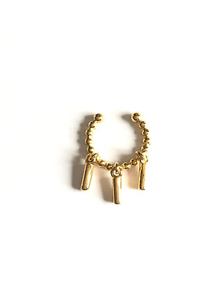 Ear cuff pampilles