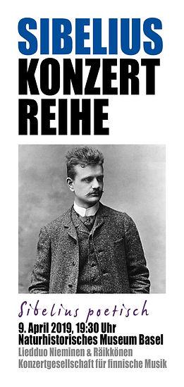 Liedrezital Sibelius poetisch