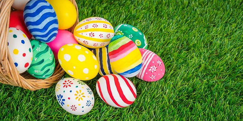 Drive-Thru Easter Basket Give-A-Way