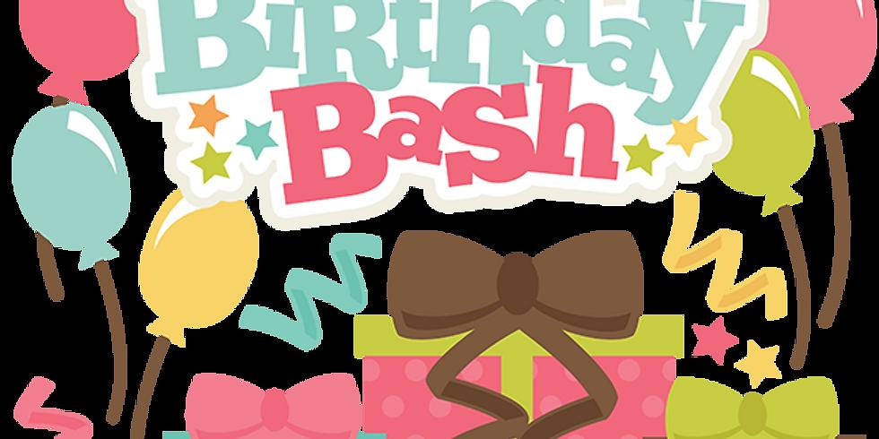 Apirl Birthday Bash CNCELED