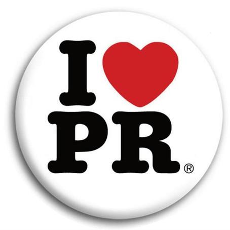 I Love PR!