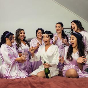 Bridal Party Beauty, BBWellington, Firefly Gardens, Rafael Serrano Photography