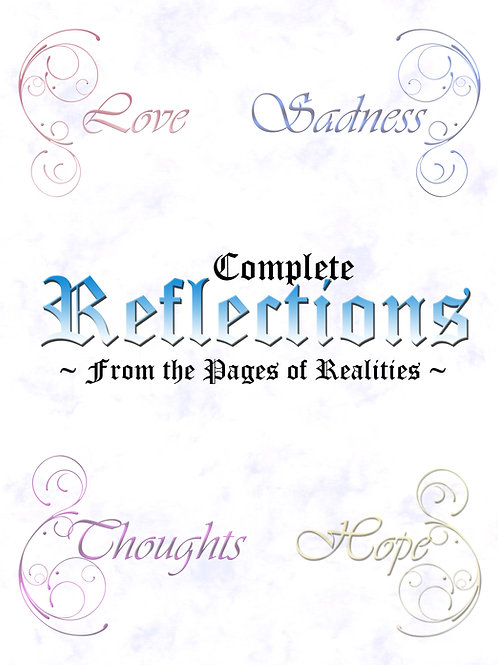 Complete Reflections new version (poetry book)
