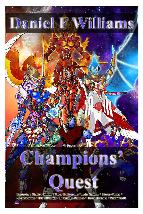 Champions' Quest 00: Prologue