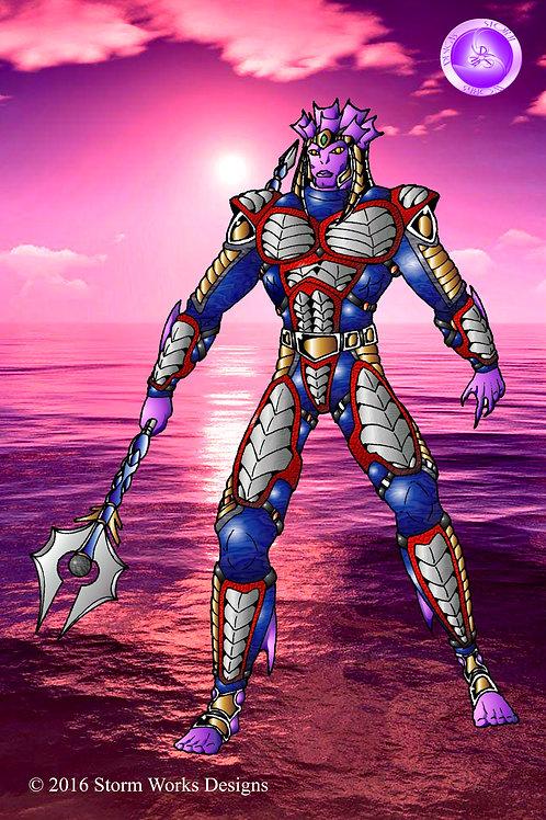 Ti'ber DeGrayson (Oceanic)