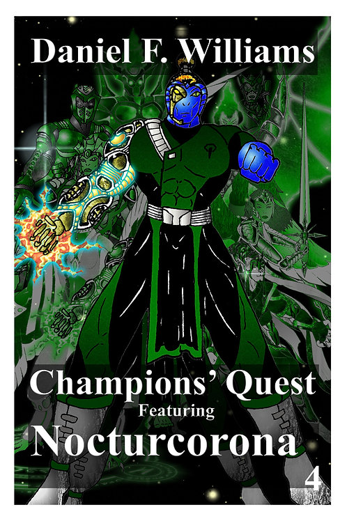 Champions' Quest 04: Nocturcorona