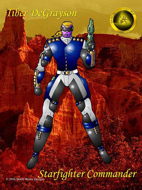 Tiber DeGrayson (Commander)