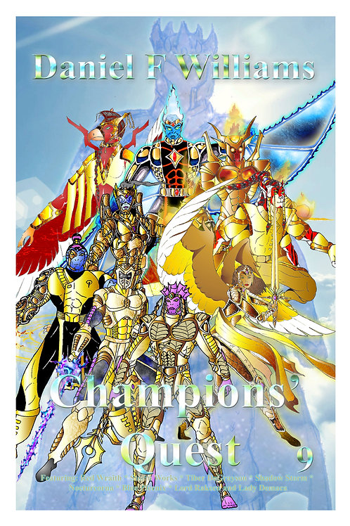 Champions' Quest 09: Endgame