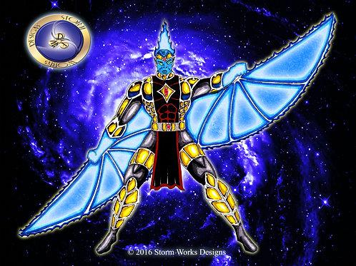 Blue Pfeenix