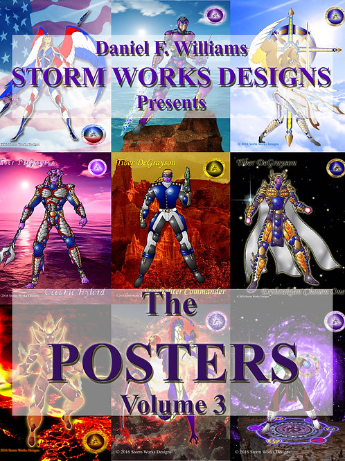 The Posters Vol. 3
