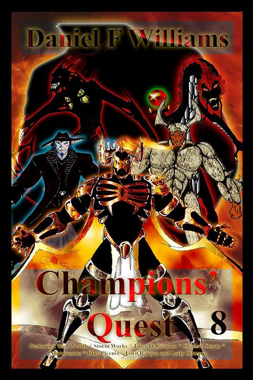 Champions' Quest 08: Darkness Falls