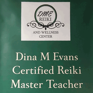 DME Reiki with Dina Evans