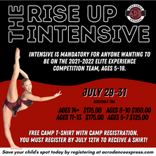 Rise Up Intensive