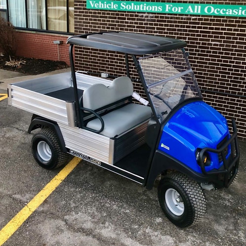 2020 CLUB CAR CARRYALL 550 - ELECTRIC
