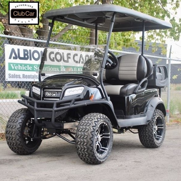 welcome to albion golf cars