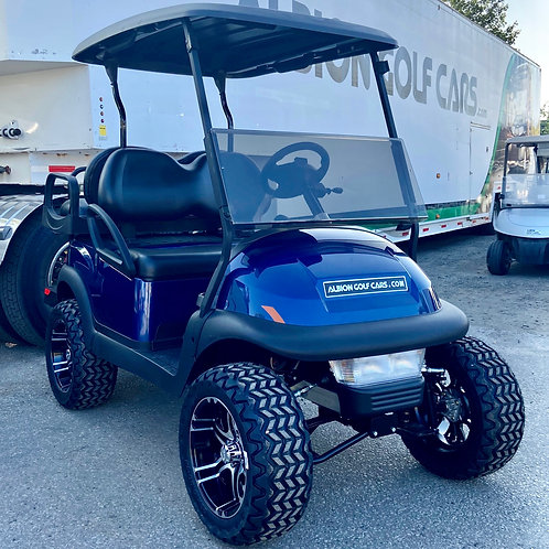 2021 CLUB CAR V4L (LIFTED) - ELECTRIC