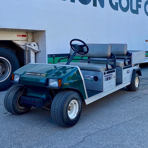 2007 CLUB CAR TRANSPORTER - GAS