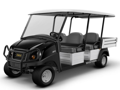 2020 CLUB CAR CARRYALL TRANSPORTER - GAS & ELEC