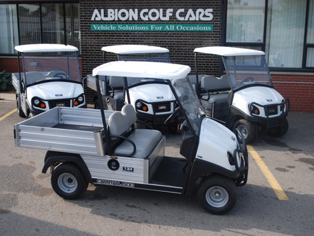 A Guide to Golf Cart Event Rentals