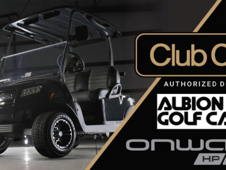 Lithium Golf Cart Batteries – Charge into the Future with Albion